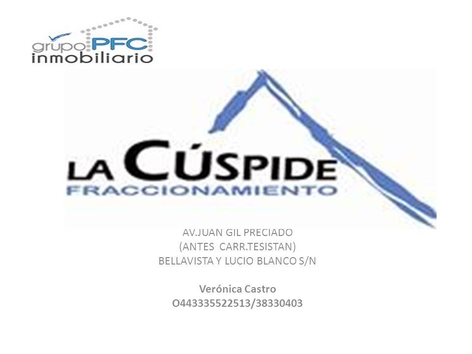 BELLAVISTA Y LUCIO BLANCO S/N