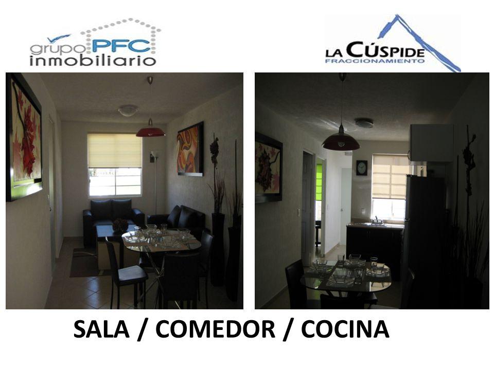 Sala / comedor / cocina