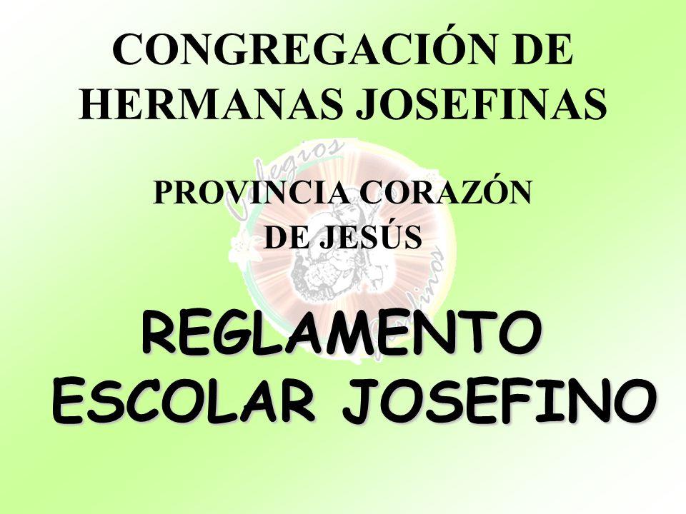CONGREGACIÓN DE HERMANAS JOSEFINAS