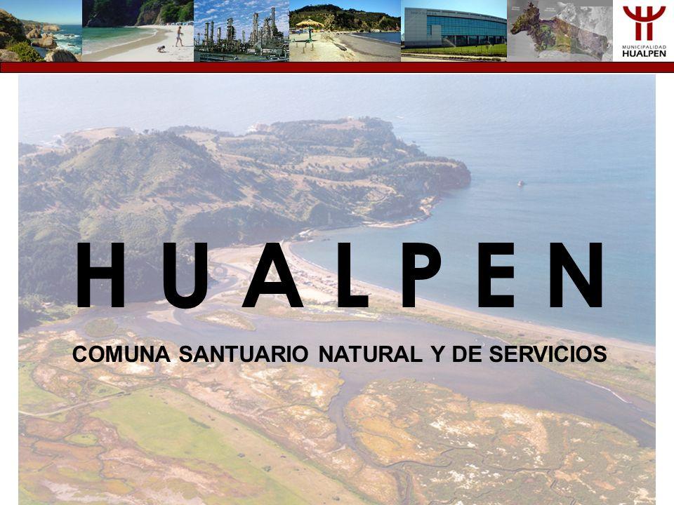 COMUNA SANTUARIO NATURAL Y DE SERVICIOS