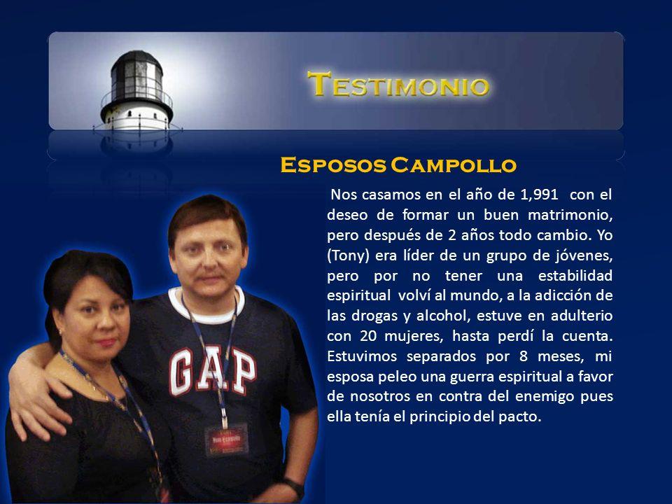 Esposos Campollo
