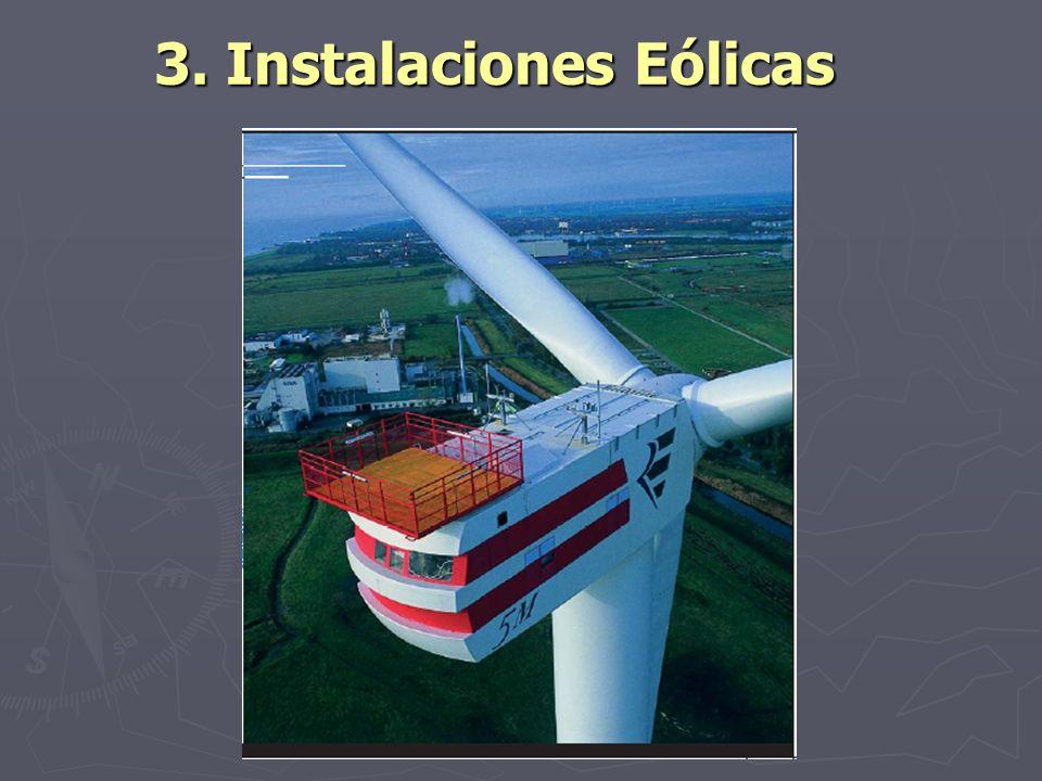 3. Instalaciones Eólicas