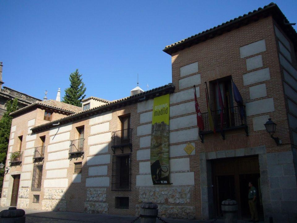 En la actualidad alberga el Museo de los Orígenes.