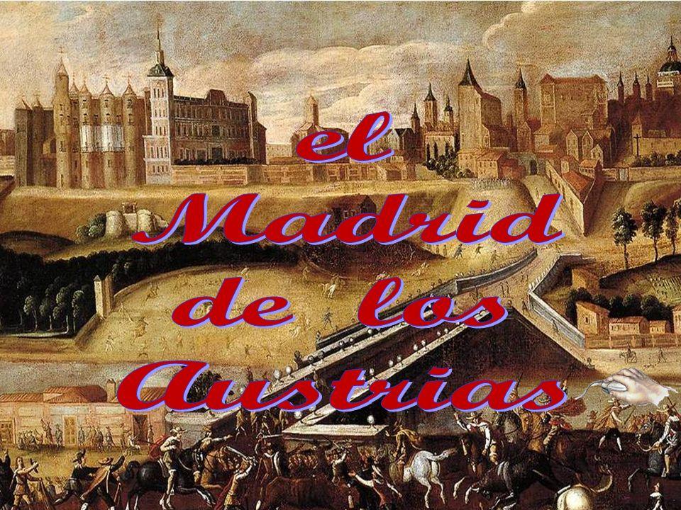 el Madrid de los Austrias