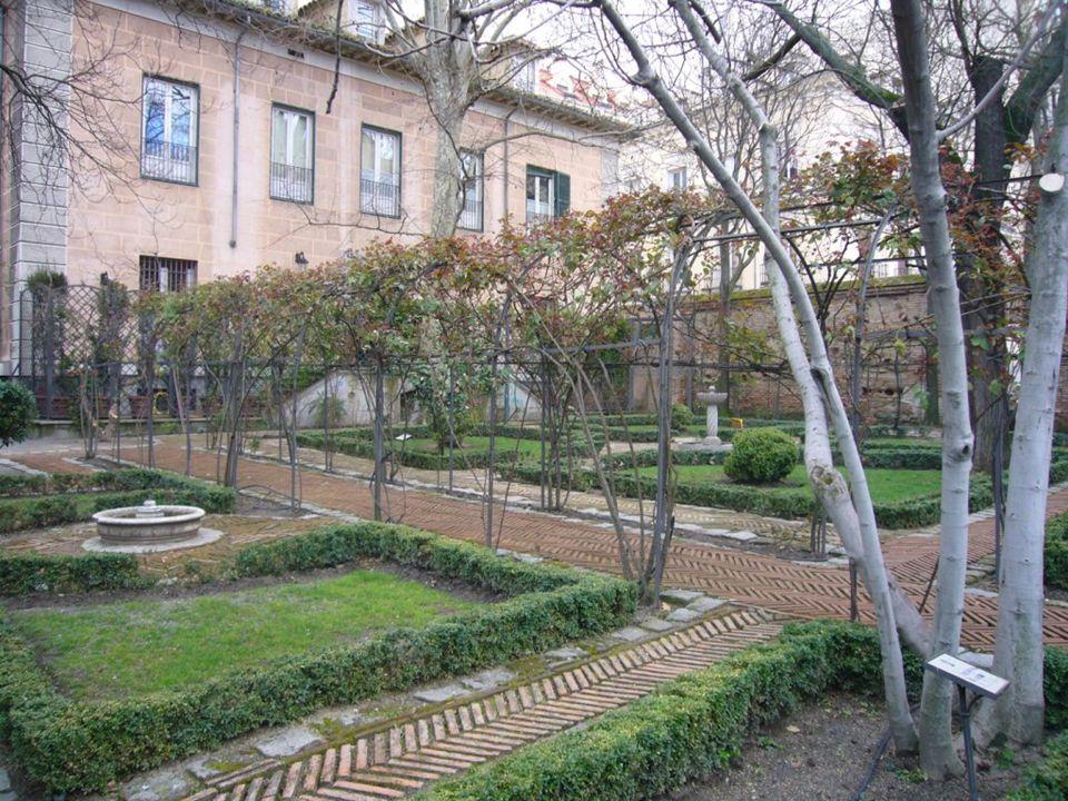 Jardín del Príncipe Anglona
