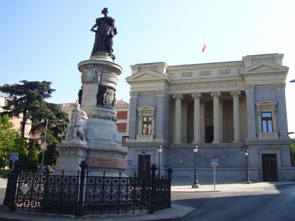Actualmente es uno de los edificios que conforman el Museo del Prado.