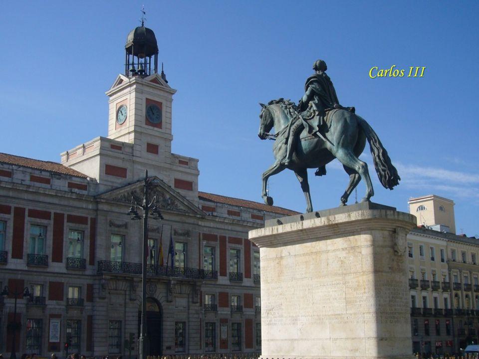 Puerta del Sol Carlos III.