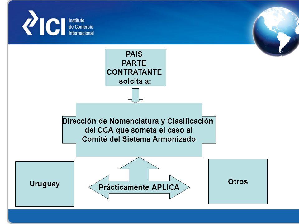 Dirección de Nomenclatura y Clasificación