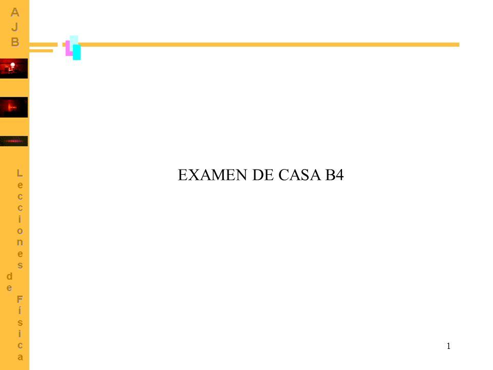 EXAMEN DE CASA B4