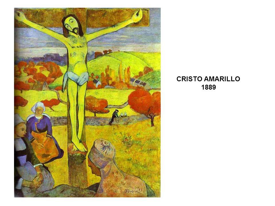 CRISTO AMARILLO 1889