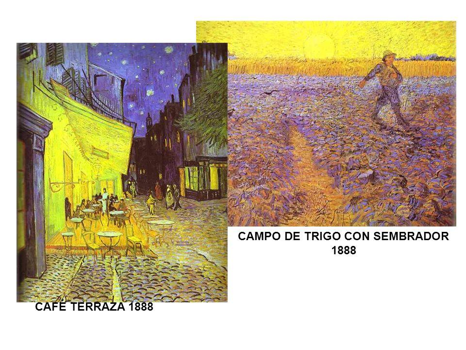 CAMPO DE TRIGO CON SEMBRADOR