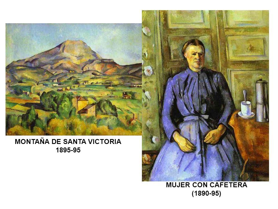 MONTAÑA DE SANTA VICTORIA