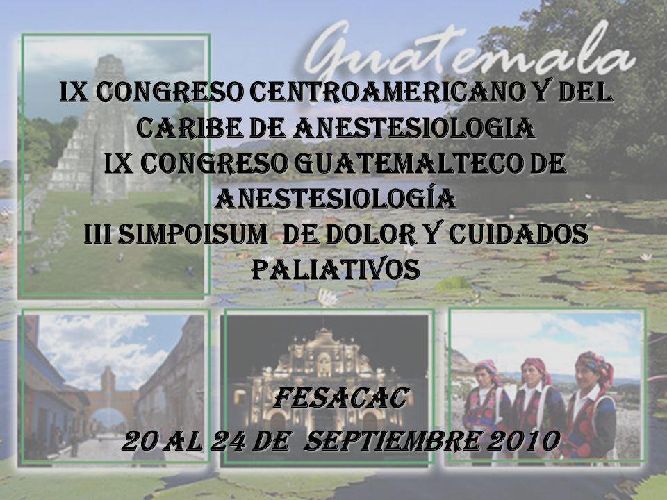 FESACAC 20 al 24 de septiembre 2010