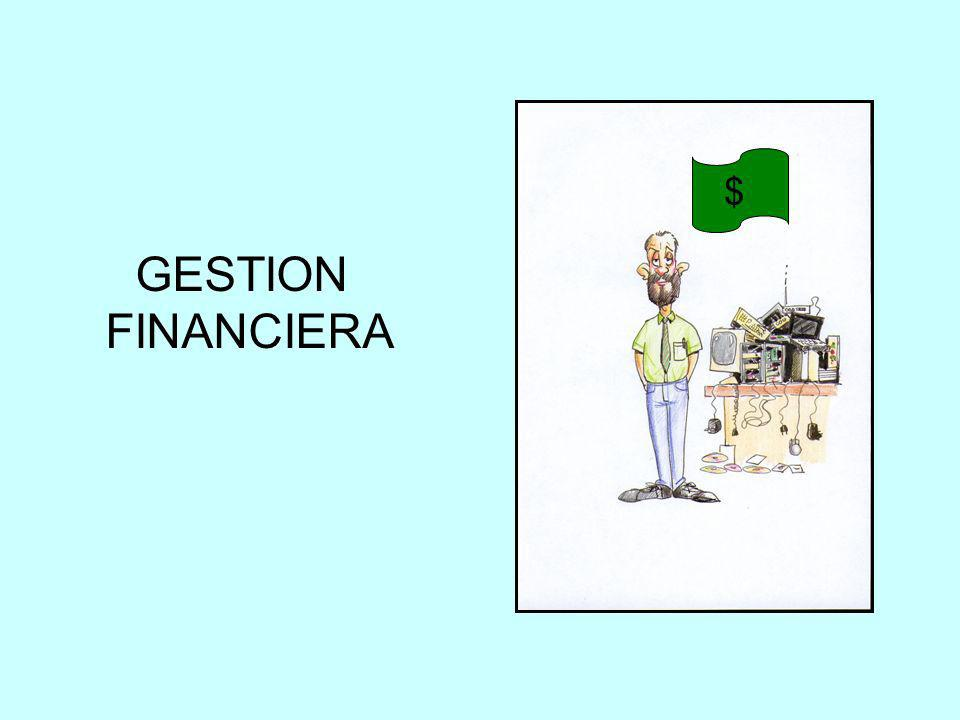 $ GESTION FINANCIERA