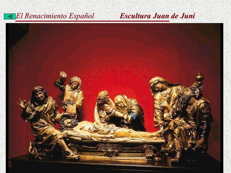 Escultura Juan de Juni