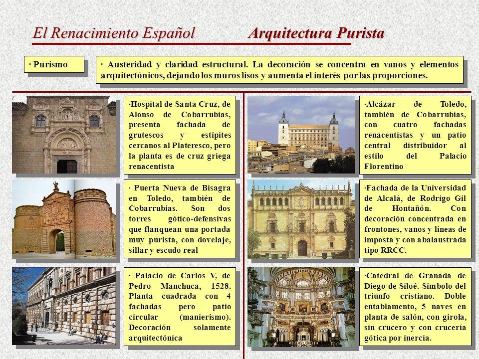 Arquitectura Purista · Purismo