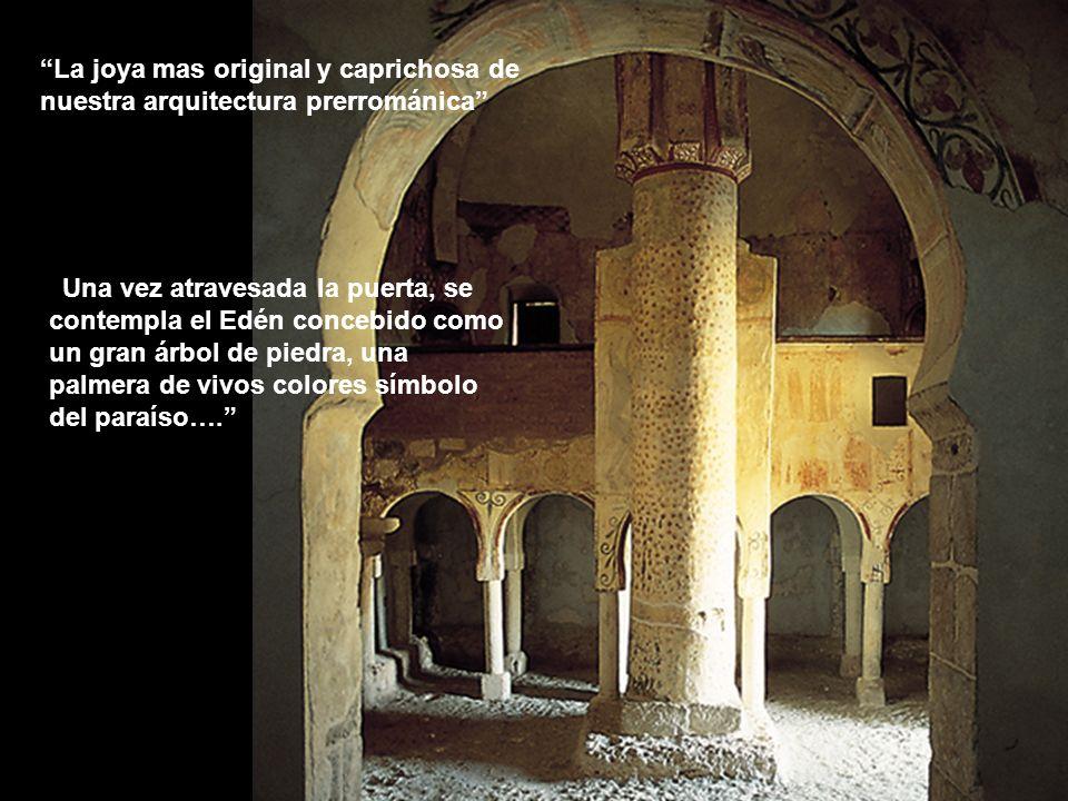 La joya mas original y caprichosa de nuestra arquitectura prerrománica