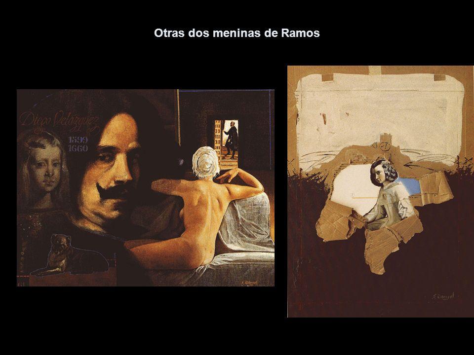 Otras dos meninas de Ramos