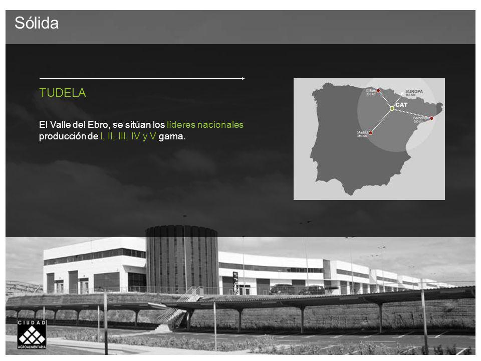 Sólida TUDELA El Valle del Ebro, se sitúan los líderes nacionales