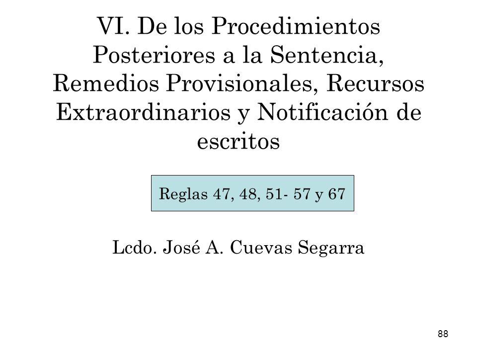 Lcdo. José A. Cuevas Segarra