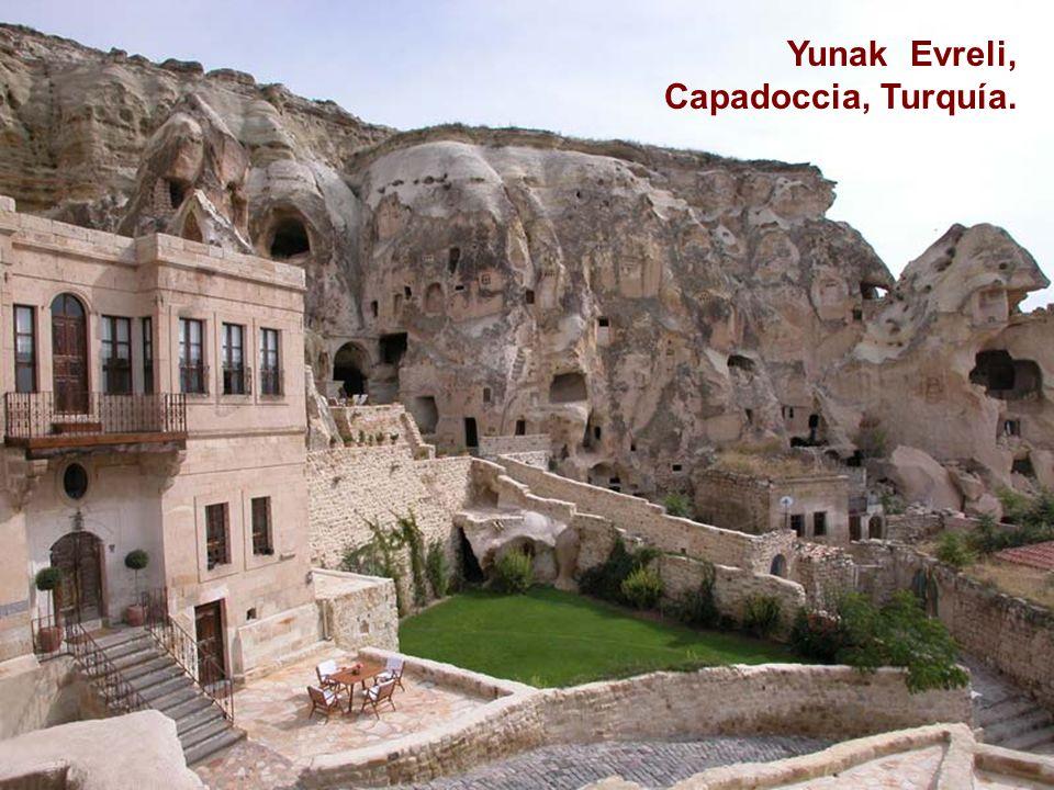 Yunak Evreli, Capadoccia, Turquía.