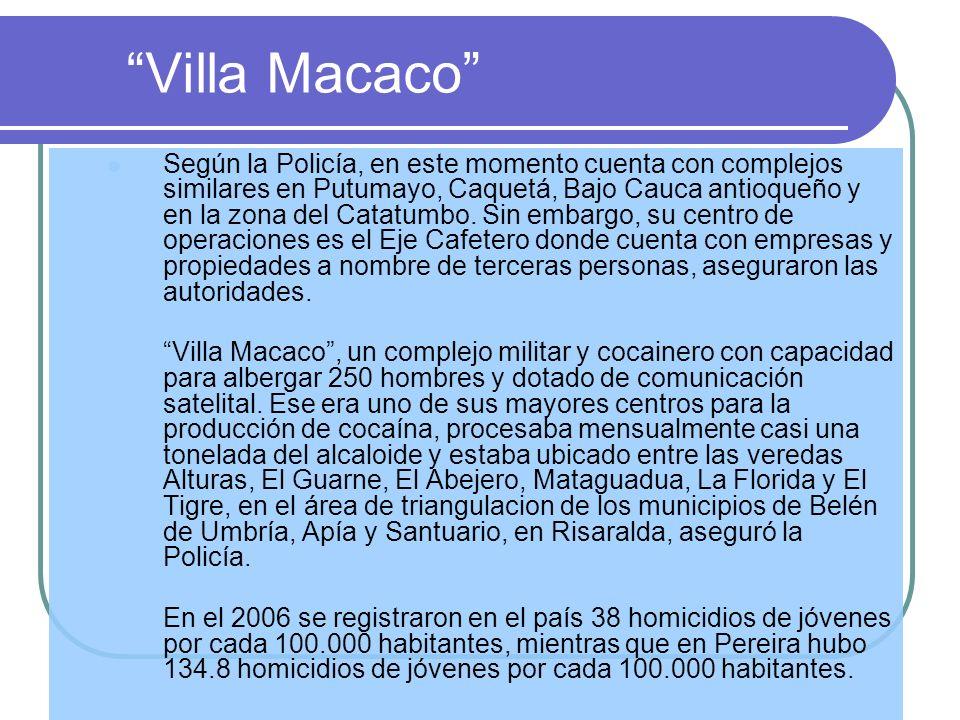 Villa Macaco