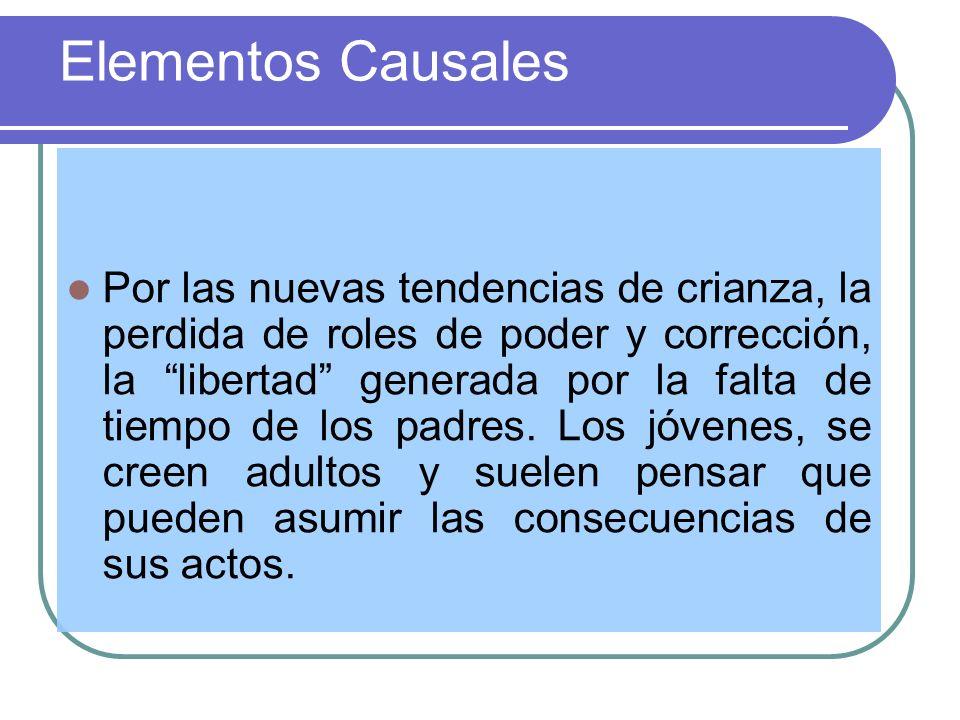 Elementos Causales