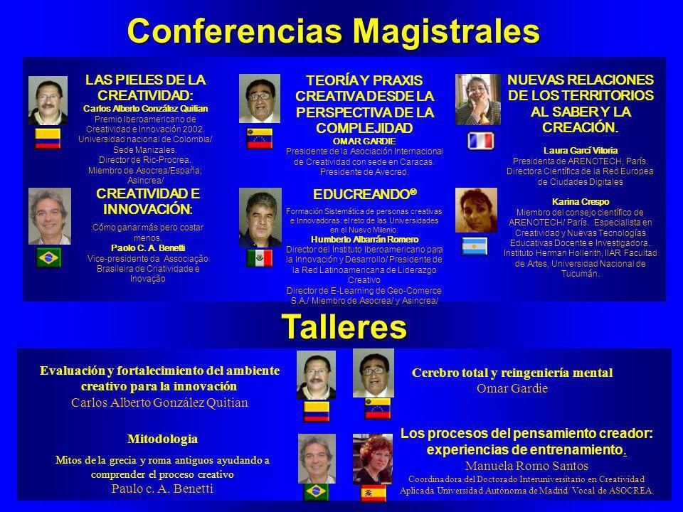 Conferencias Magistrales