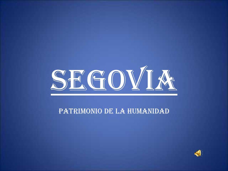 PATRIMONIO DE LA HUMANIDAD