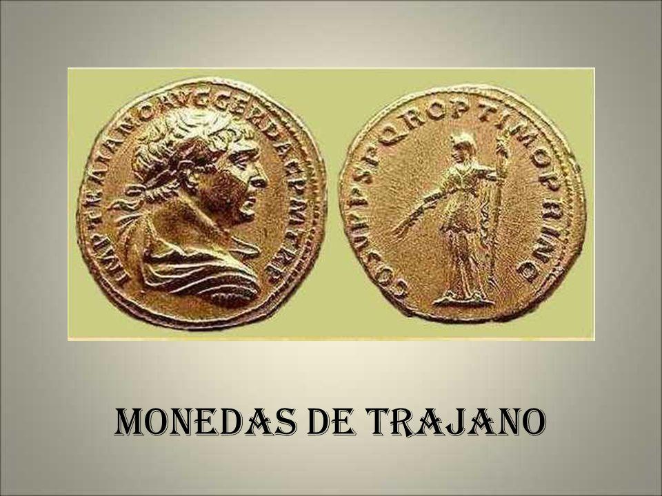 Monedas de Trajano
