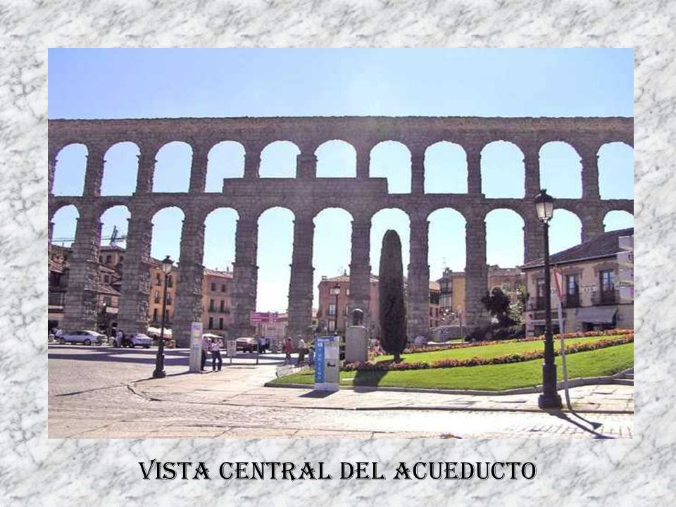 VISTA CENTRAL DEL ACUEDUCTO