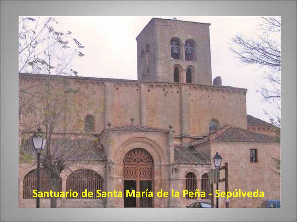 Santuario de Santa María de la Peña - Sepúlveda