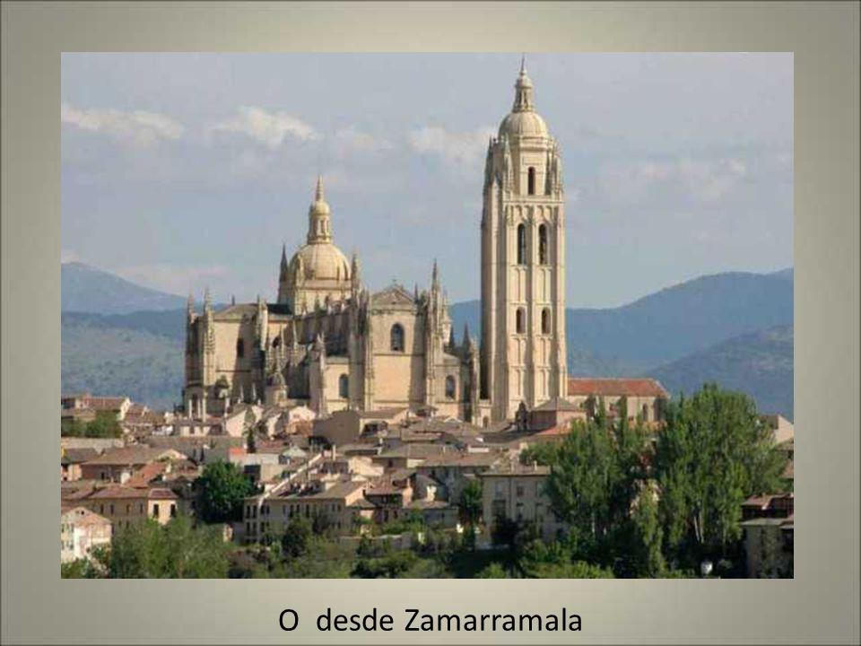 O desde Zamarramala
