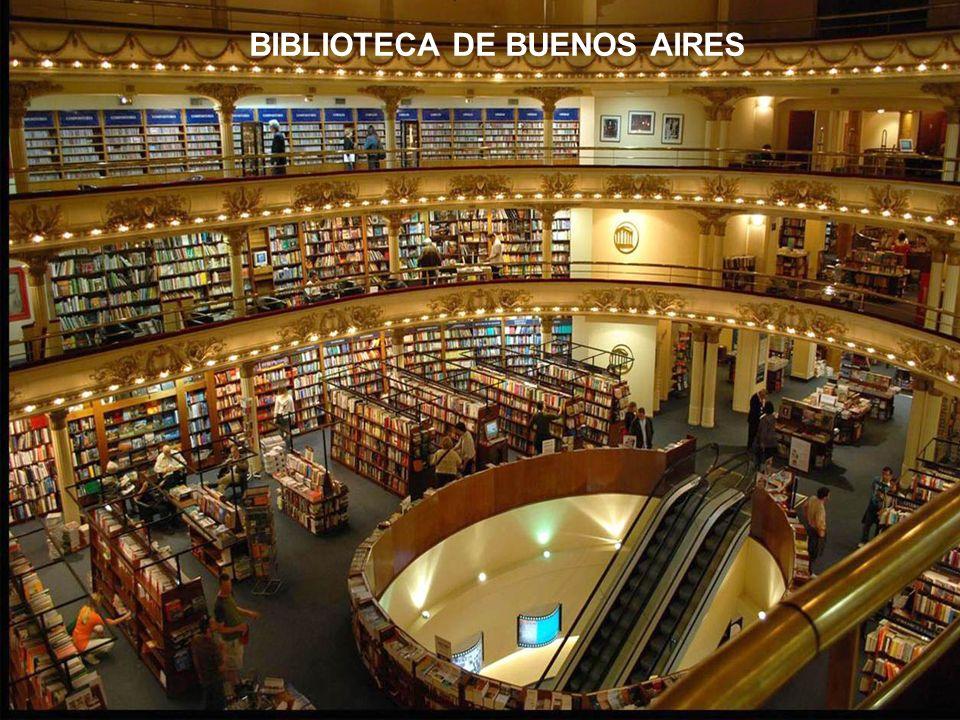 BIBLIOTECA DE BUENOS AIRES