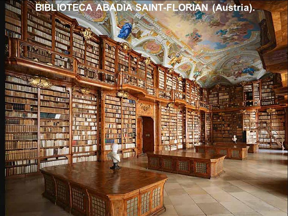 BIBLIOTECA ABADIA SAINT-FLORIAN (Austria).