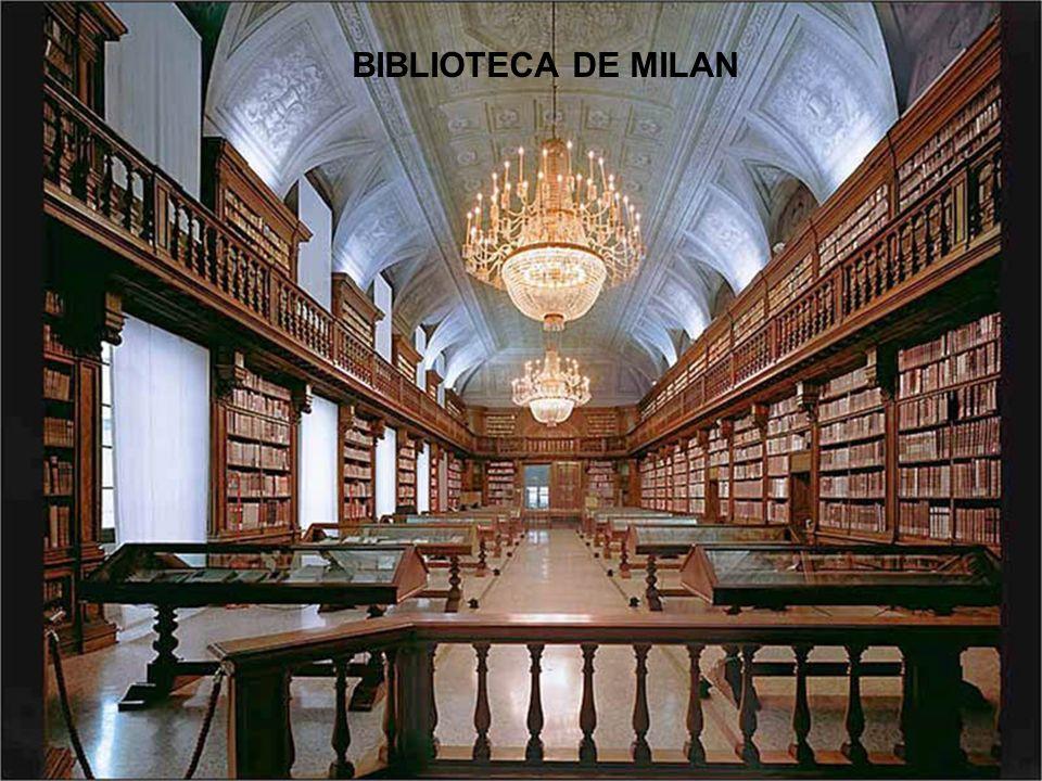BIBLIOTECA DE MILAN