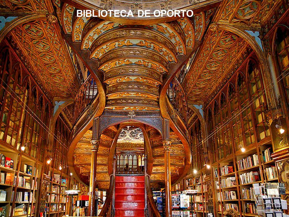 BIBLIOTECA DE OPORTO