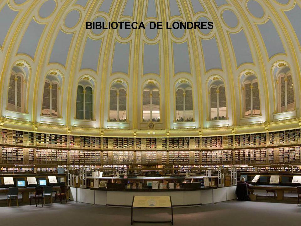 BIBLIOTECA DE LONDRES