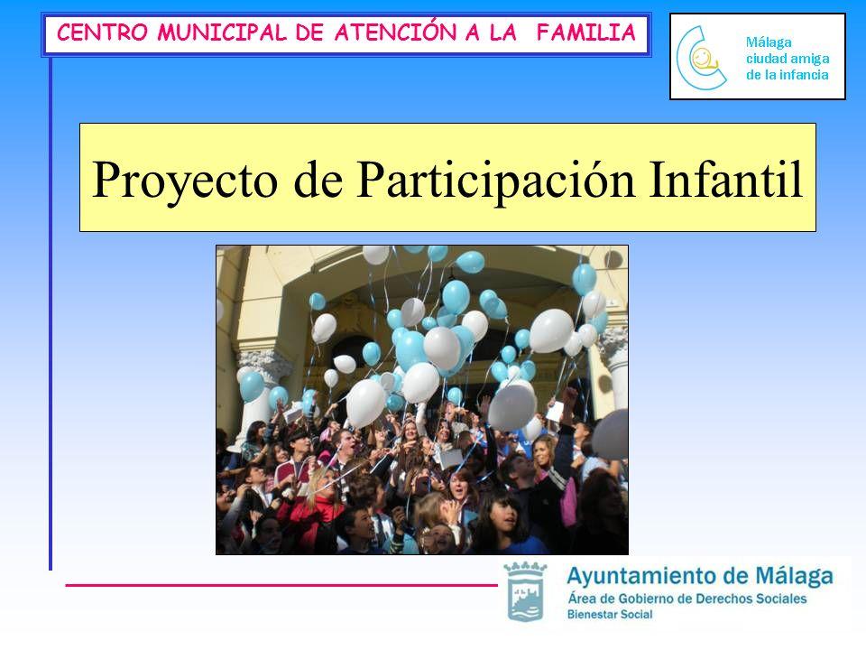 Proyecto de Participación Infantil