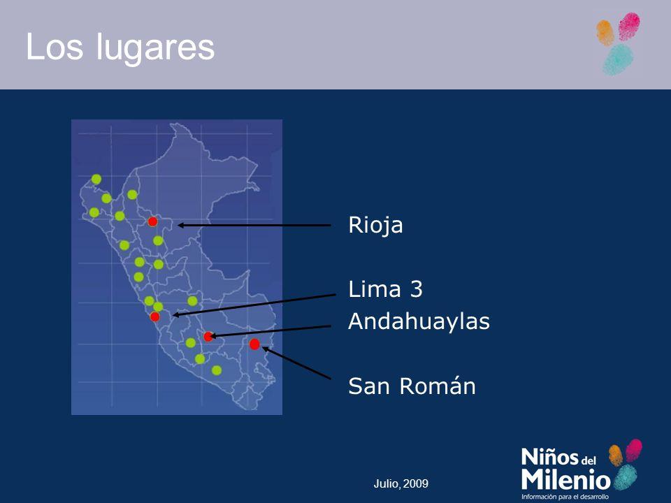 Los lugares Rioja Lima 3 Andahuaylas San Román