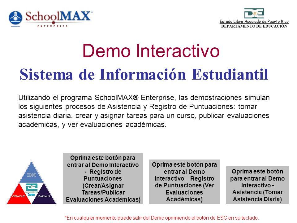 Sistema de Información Estudiantil