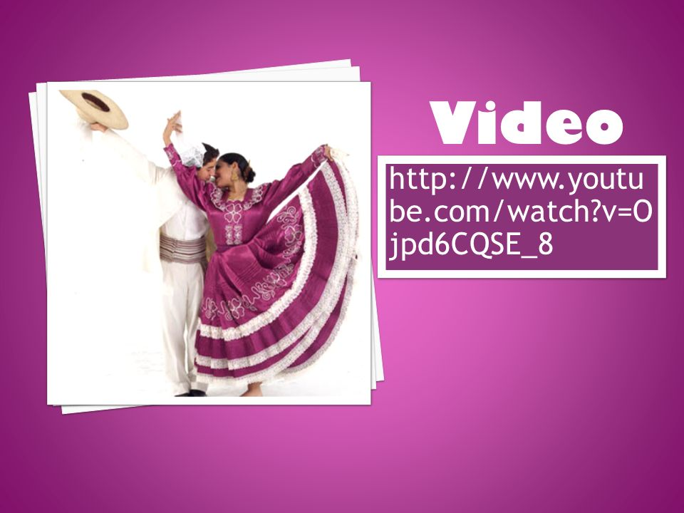 Videos: http://www.youtu be.com/watch v=O jpd6CQSE_8