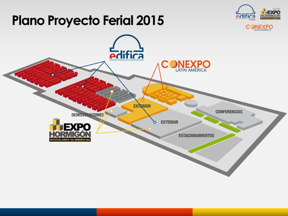Plano Proyecto Ferial 2015