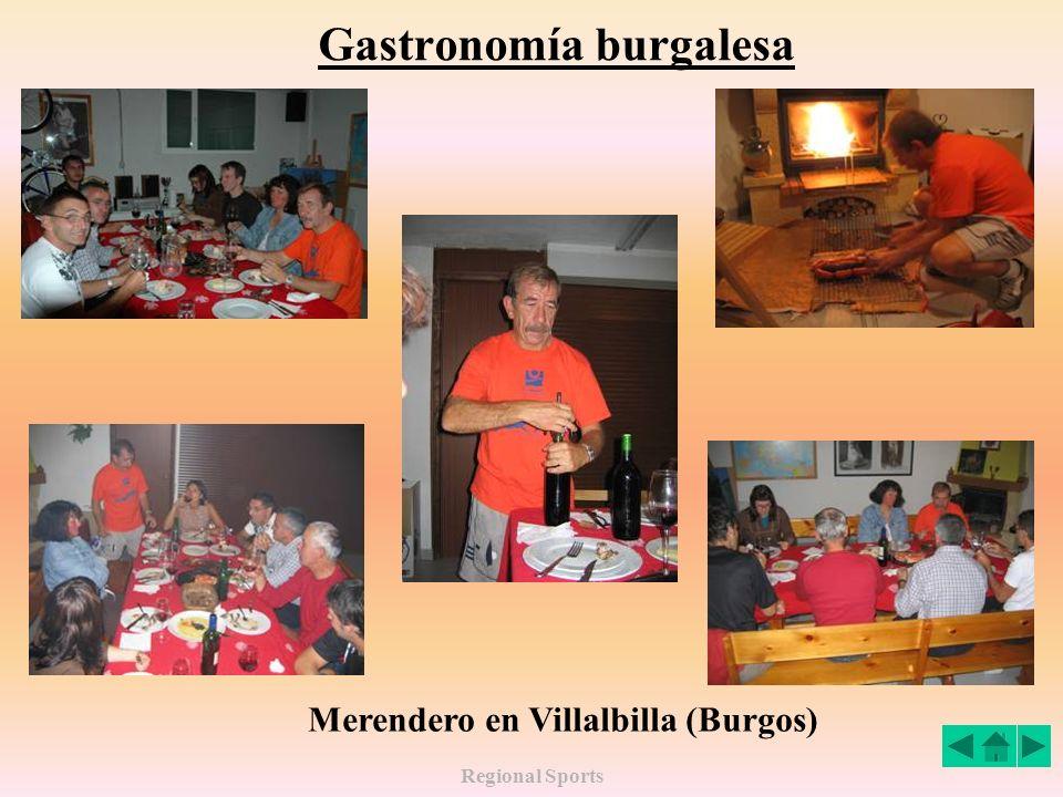 Gastronomía burgalesa