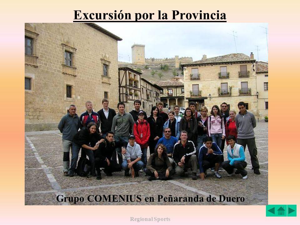 Excursión por la Provincia