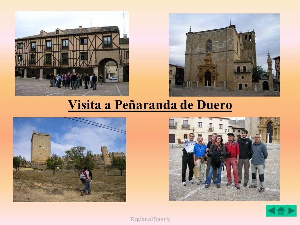 Visita a Peñaranda de Duero