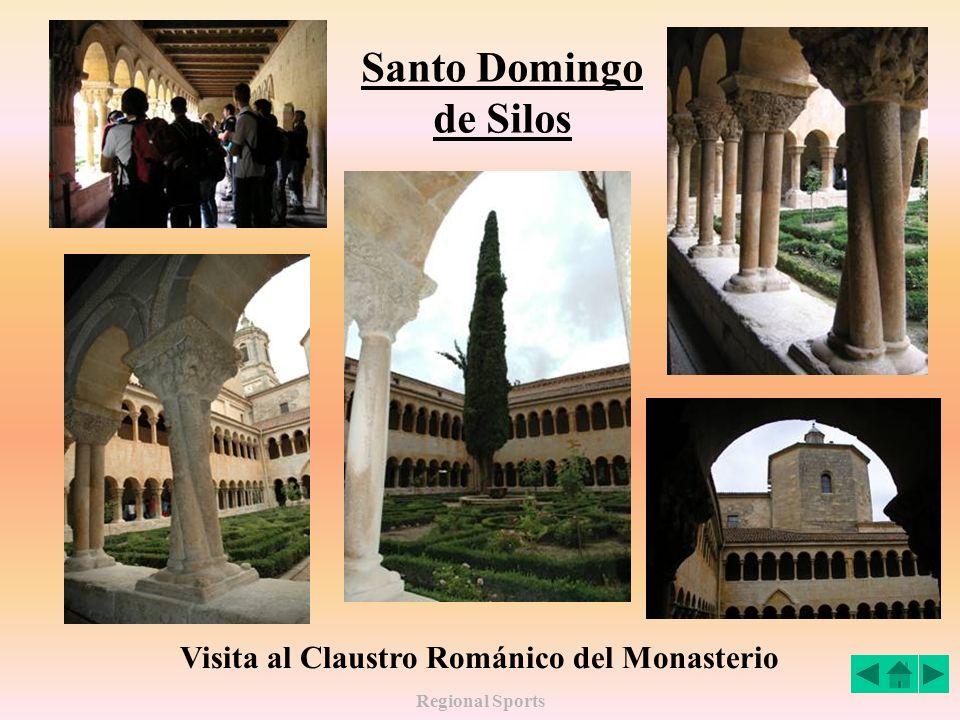 Santo Domingo de Silos Visita al Claustro Románico del Monasterio