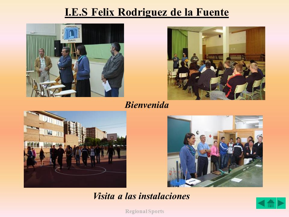 I.E.S Felix Rodriguez de la Fuente