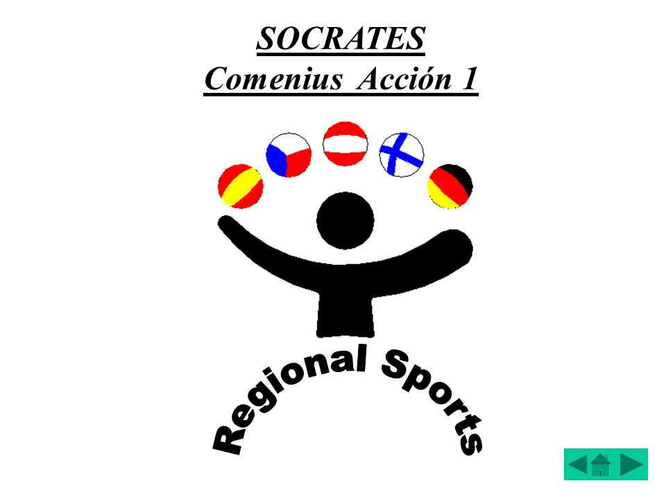 SOCRATES Comenius Acción 1