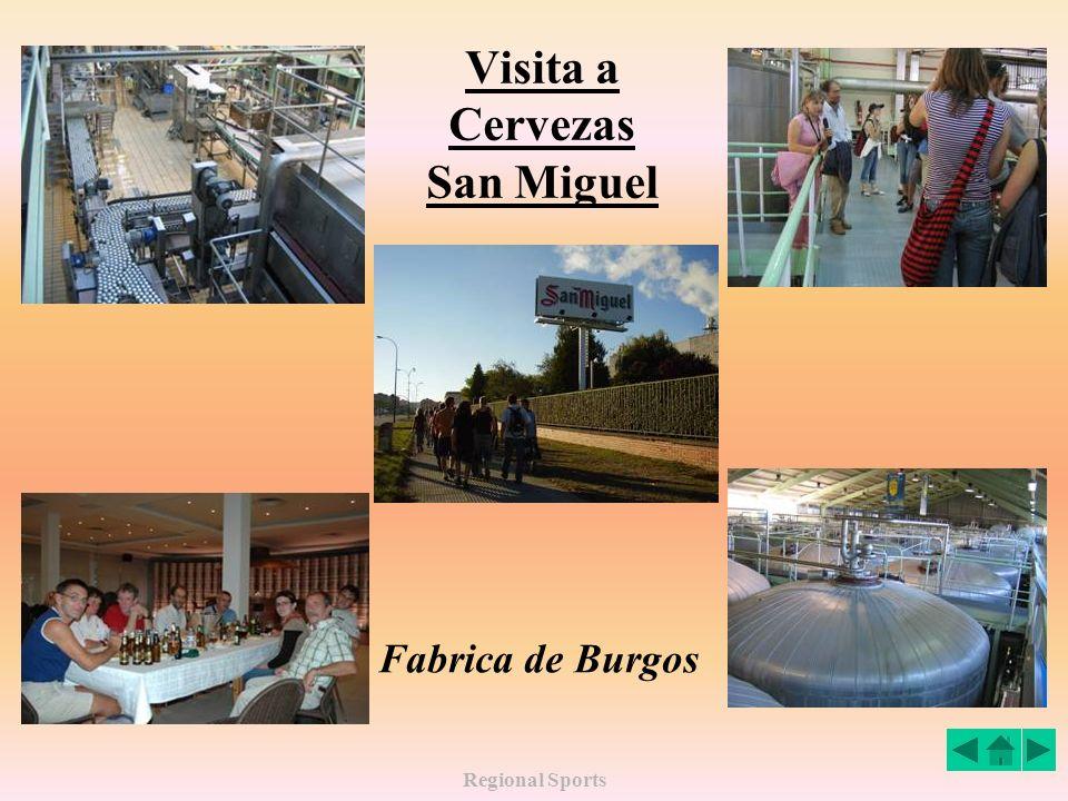 Visita a Cervezas San Miguel